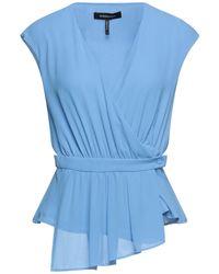 BCBGMAXAZRIA Shirt - Blue