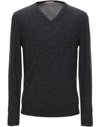 Andrea Fenzi Sweater - Gray