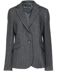 Caractere Suit Jacket - Grey