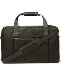 NN07 Travel Duffel Bags - Black