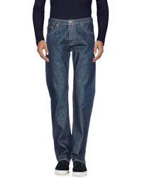 Ben Sherman Denim Pants - Blue
