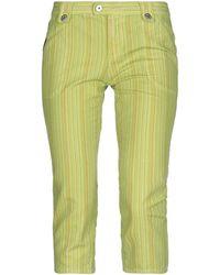 Dolce & Gabbana 3/4-length Trousers - Green