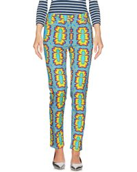 Jeremy Scott - Denim Pants - Lyst