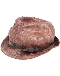 Brunello Cucinelli Hat - Brown