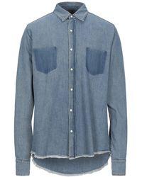 RTA Denim Shirt - Blue