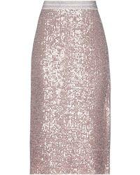 Altea Midi Skirt - Pink