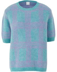 8 by YOOX Pullover - Bleu