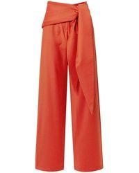 Matériel Casual Trouser - Orange