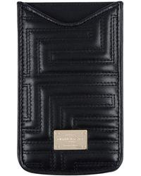 Versace Cover & Hüllen - Schwarz