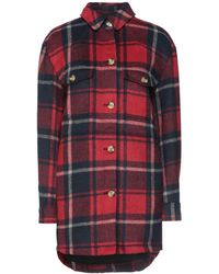 Superdry Cappotto - Rosso
