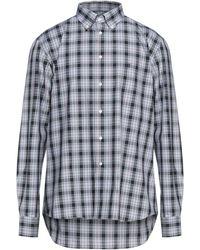 Henry Cotton's Camisa - Negro