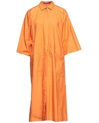 Sofie D'Hoore Midi Dress - Orange