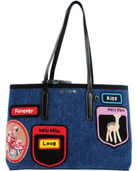 Miu Miu - Shoulder Bag - Lyst