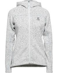 Haglöfs Sweat-shirt - Blanc
