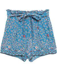 Poupette Shorts - Blau