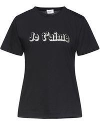 Celine Camiseta - Negro