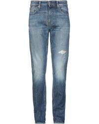 Calvin Klein Jeanshose - Blau