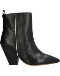 IRO Ankle Boots - Black