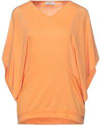Baroni T-shirts - Orange