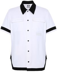 PUMA Chemise - Blanc