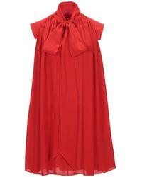 Givenchy Vestito corto - Rosso