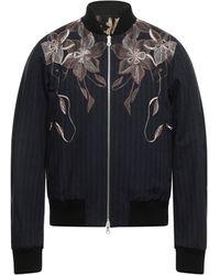Dries Van Noten Jacket - Blue