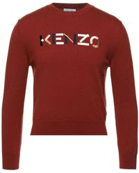 KENZO Pullover - Rosso