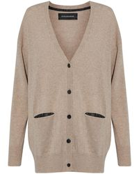 By Malene Birger Cardigan - Natural