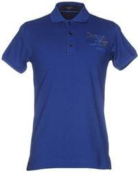 Paul & Shark Polo Shirt - Blue