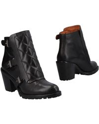 Marc By Marc Jacobs Ankle Boots - Black