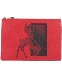 Givenchy Handbag - Red