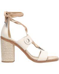 Rag & Bone Sandals - White