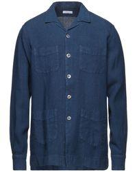 Boglioli Camicia - Blu