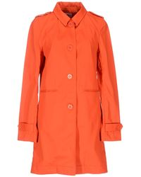 Lacoste Coat - Red