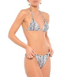 Armani Exchange Bikini - White