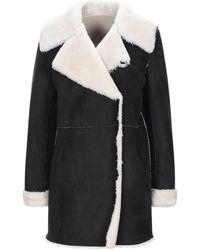 Jijil Coat - Black