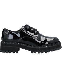 Liu Jo Lace-up Shoes - Black