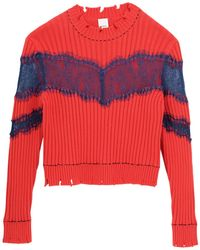 Pinko Pullover - Rouge
