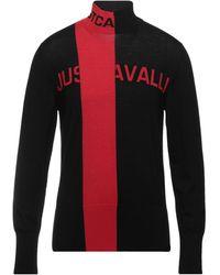 Just Cavalli Turtleneck - Black