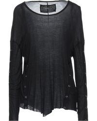 One Teaspoon Camiseta - Negro