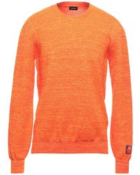 DIESEL Pullover - Arancione