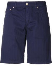Love Moschino Bermuda Shorts - Blue