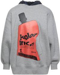 Kolor Sweatshirt - Grau