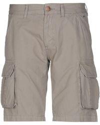 Sun 68 Shorts & Bermuda Shorts - Grey