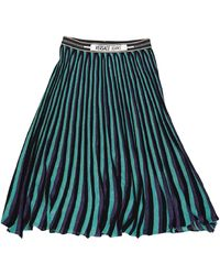 Versace Jeans Couture 3/4 Length Skirt - Green