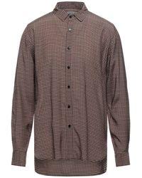Laneus Shirt - Brown