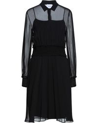 Akris Midi Dress - Black