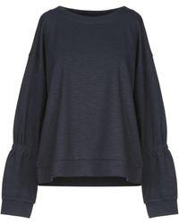 Stefanel Sweatshirt - Blue