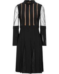 Capucci Short Dress - Black