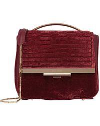 Eddie Borgo Handbag - Red